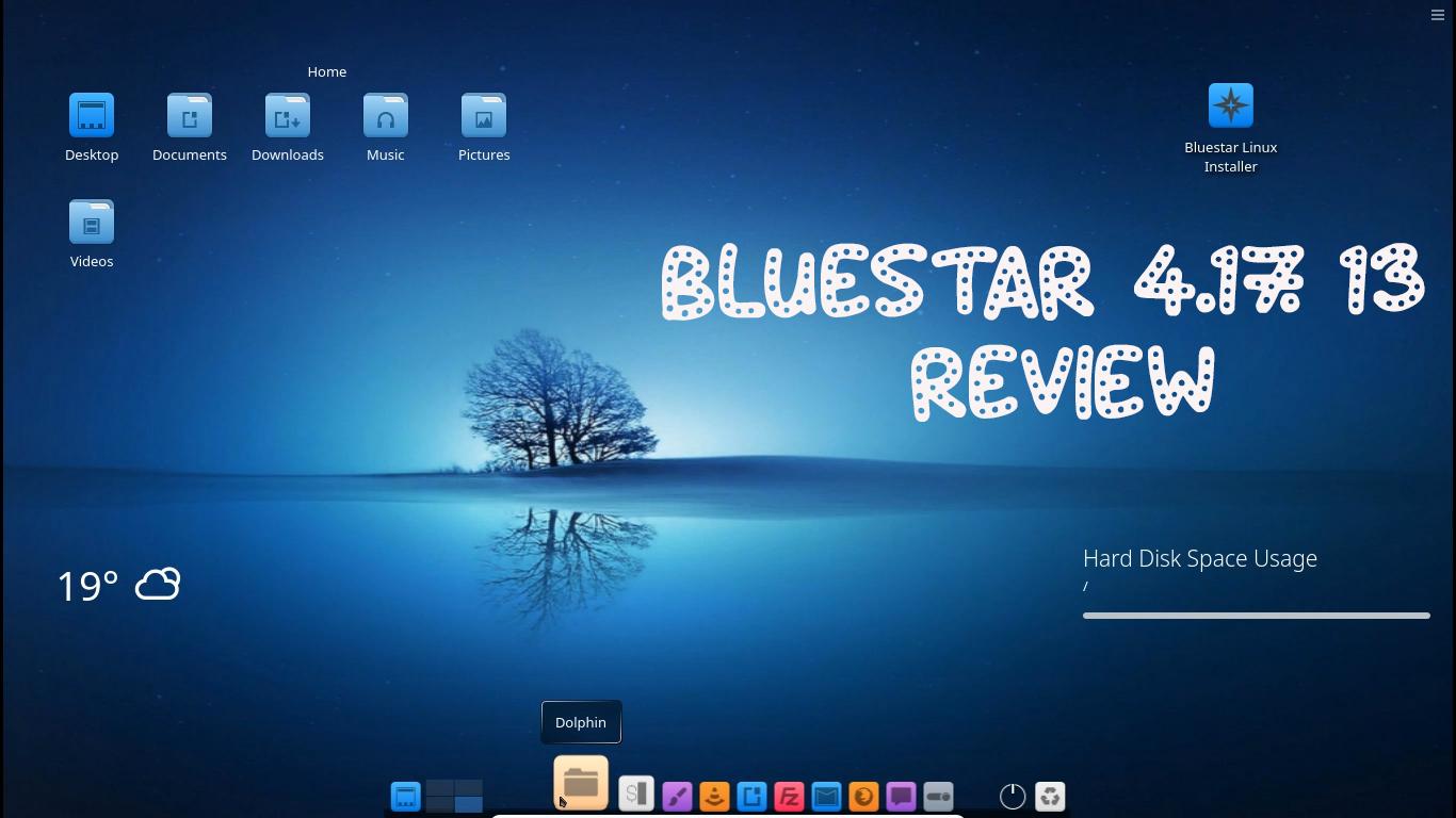 Bluestar Linux 4 17 13 Review, See what News - The Ubuntu Maniac
