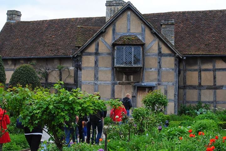 A Journey to Shakespeare's Town