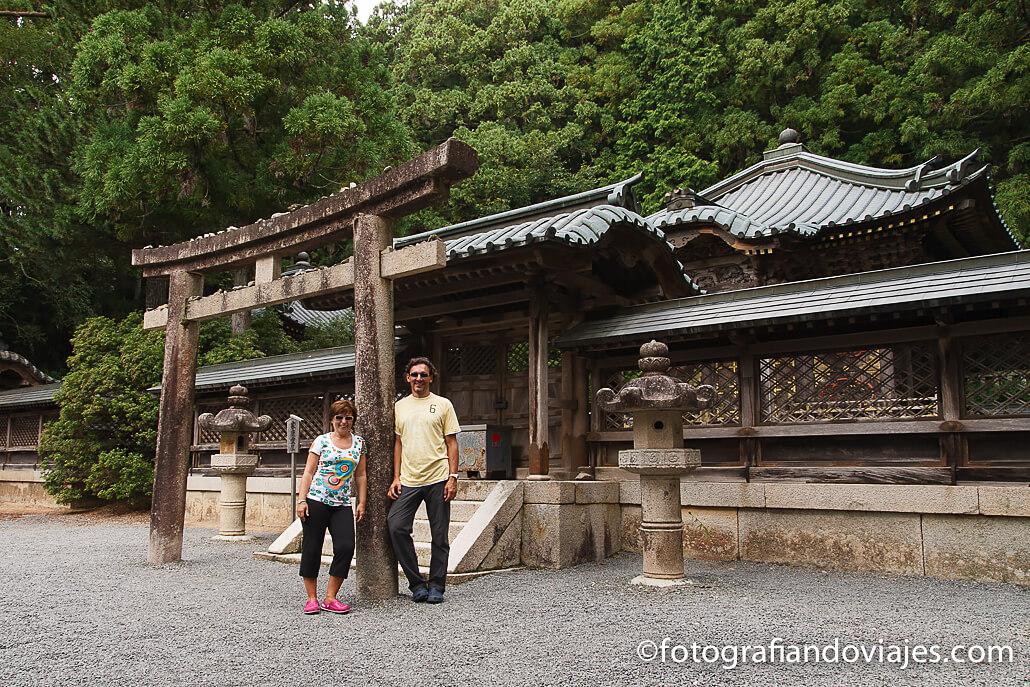Mausoleo Tokugawa en Koyasan