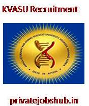 KVASU Recruitment