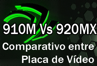 Nvidia Geforce 910M Vs 920MX