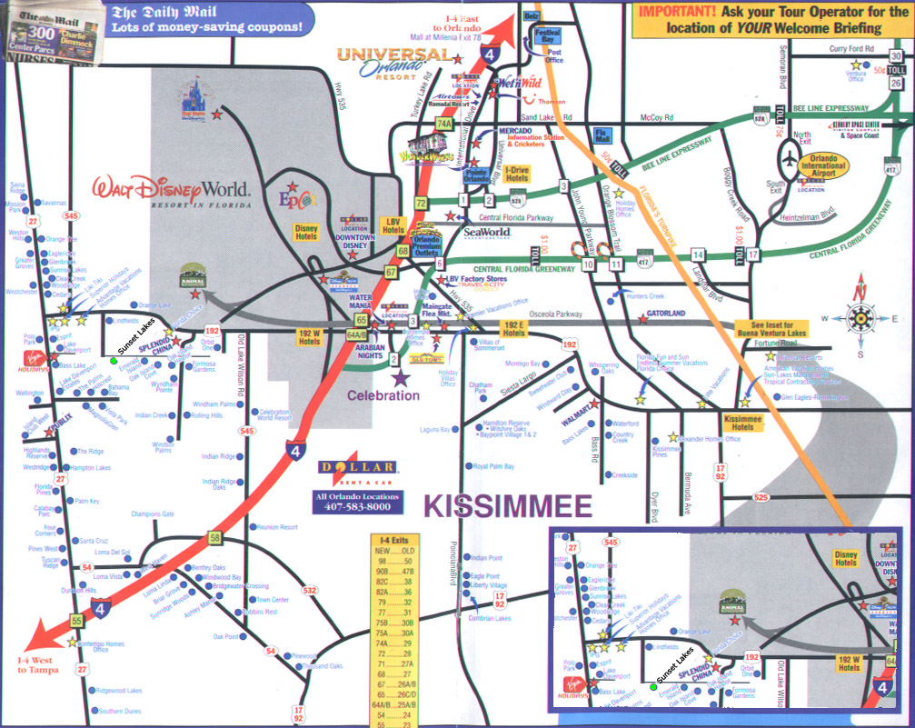 map2 Map Of Route on east 1 35 map, hwy 528 orlando map, california highway 93 map, wdw road map,