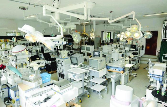 دراسة جدوى فكرة مشروع تجارة الأدوات والأجهزة الطبية فى مصر 2019