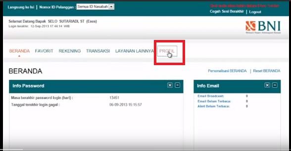 Cara Download Aplikasi BNI m-Secure