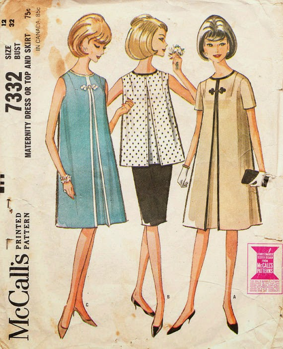 Just Skirts And Dresses Vintage Maternity Fashion How