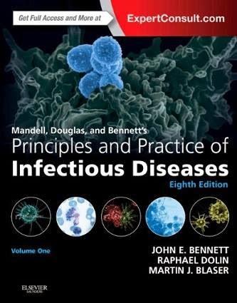 Bennett Nguyên tắc và Thực hành Bệnh Truyền nhiễm 8e