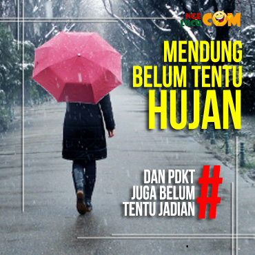 Gambar DP BBM Mendung Belum Tentu Hujan