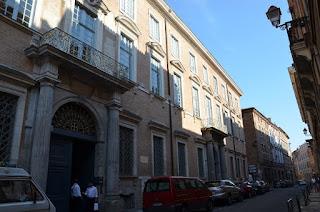 Toulouse. Palauet dels cavallets de Sant Joan de Jerusalem