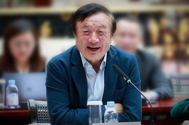"Ren Zhengfei, founder of Huawei: ""We are fully prepared"""