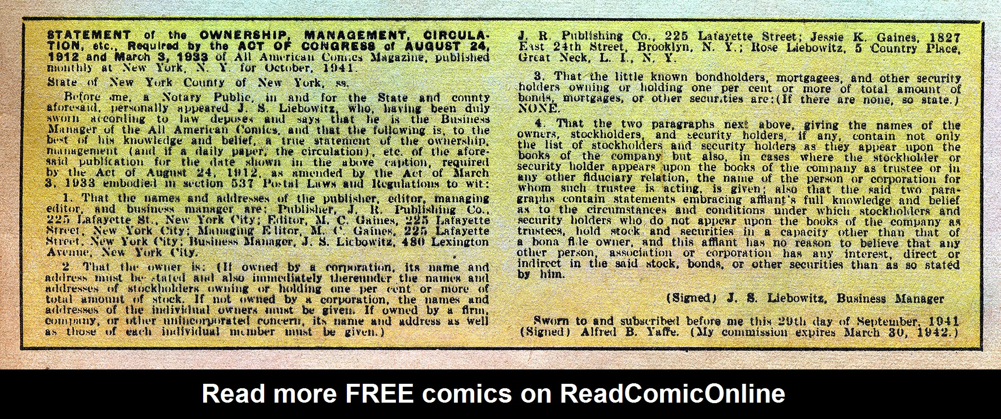All-American Comics (1939) issue 36 - Page 55