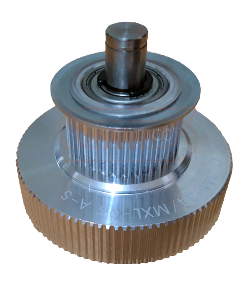 SEV0027 Drive Puley + Bearing for E1607