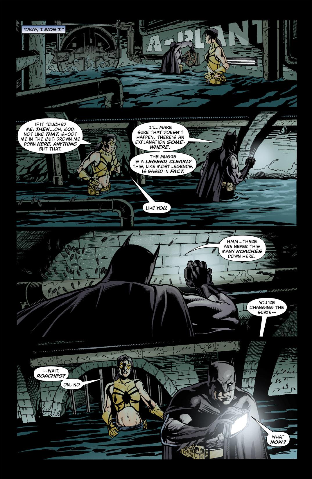 Detective Comics (1937) 795 Page 11