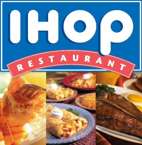 $5 Off At IHOP Pancake Restaurant