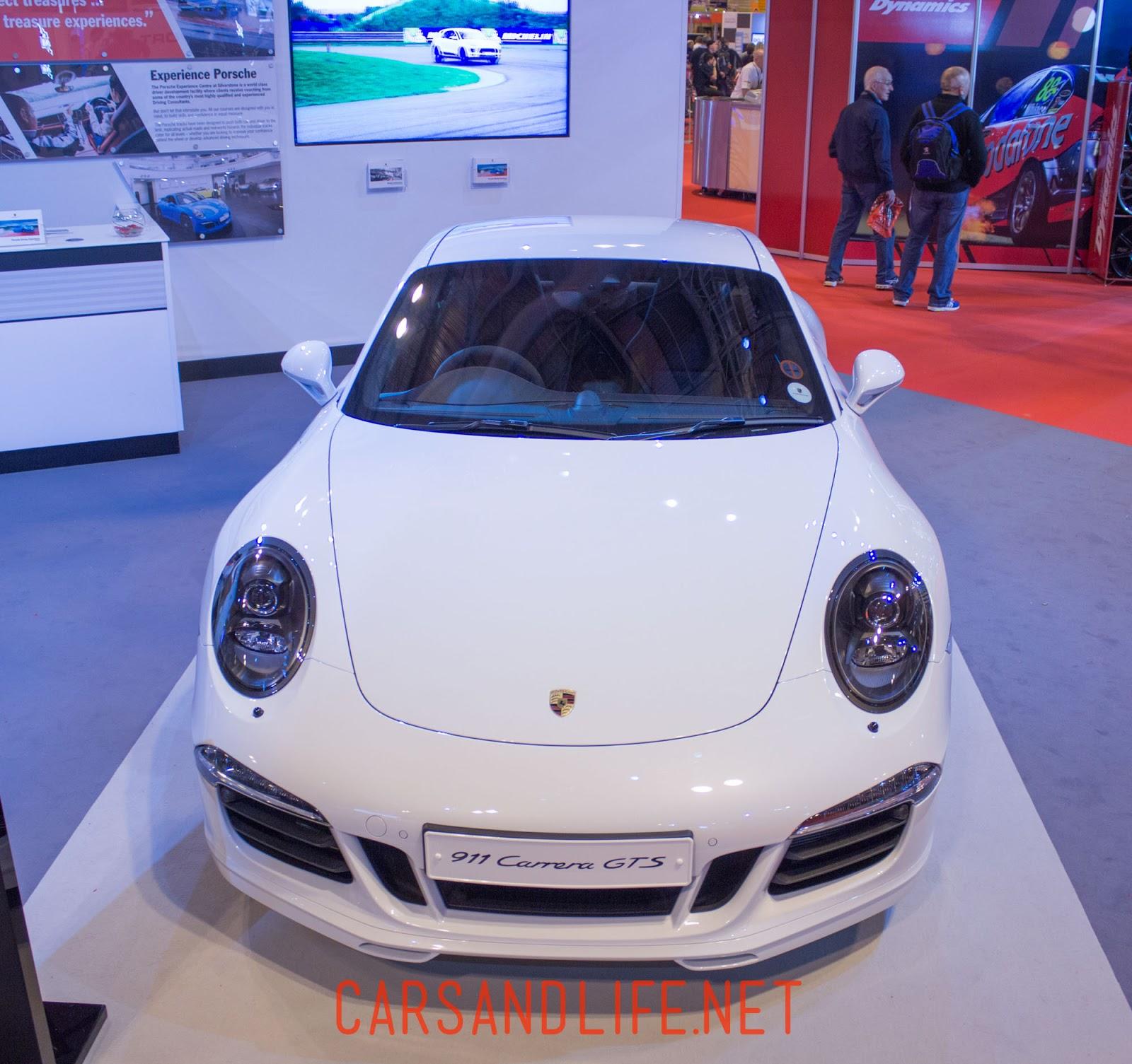 Porsche 911 Gts Engine: Porsche 911 Carrera 4 GTS