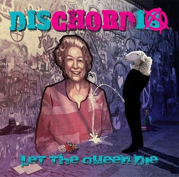 "Dischordia stream new EP ""Let The Queen Die"""