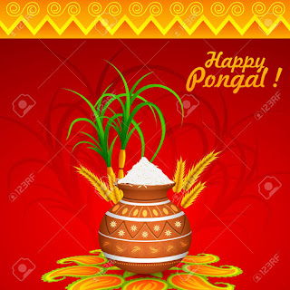 Happy Pongal 2018 Thoughts In Hindi