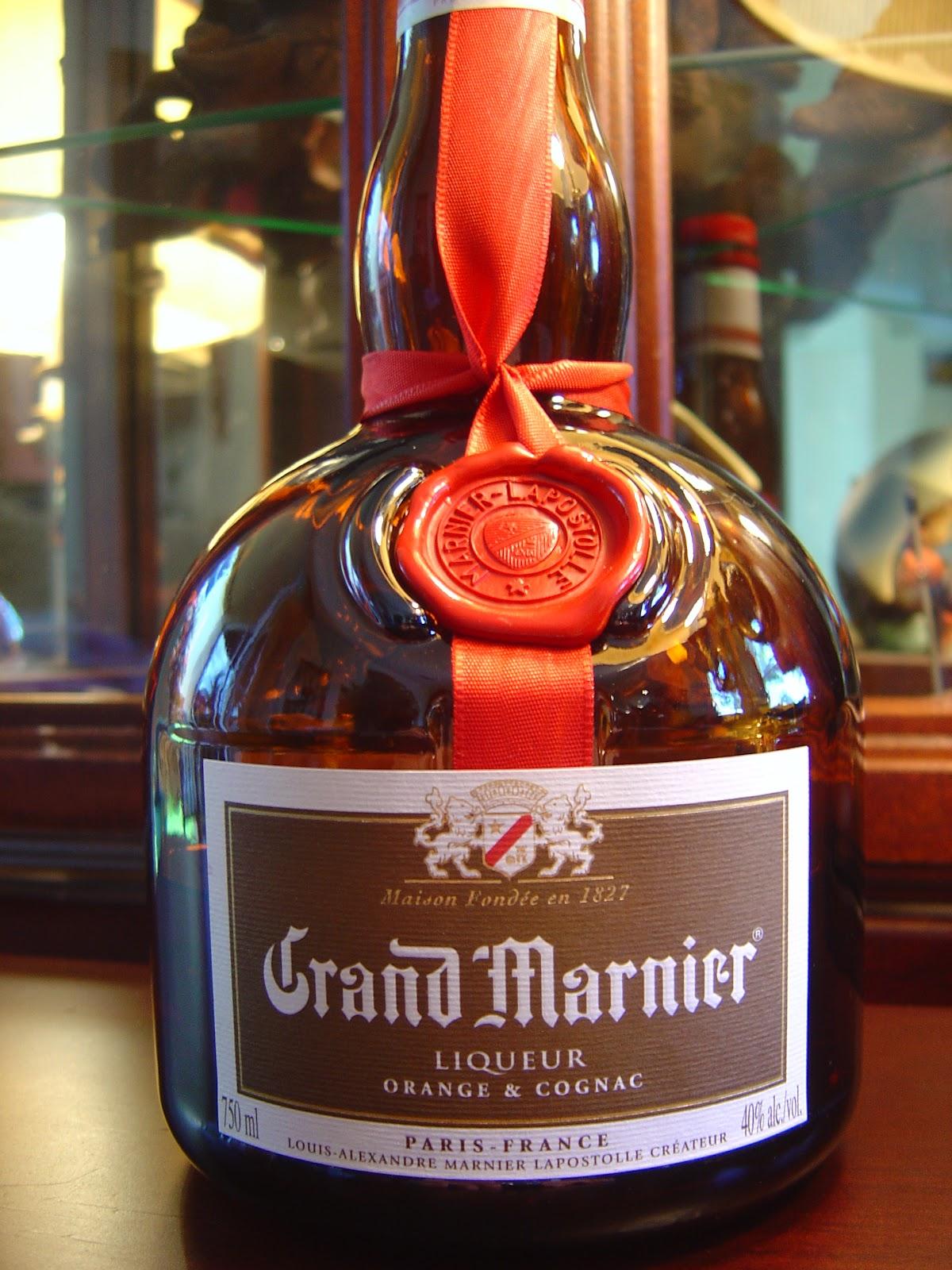 Grand Marnier Food Recipes