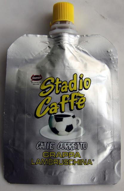 кофе и граппа