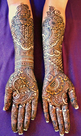 Henna Tattoo Infection: The True Meaning Of Henna Tattoos