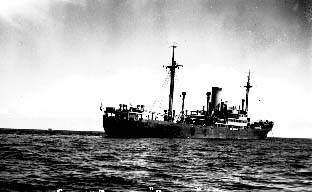 19 December 1939 worldwartwo.filminspector.com German freighter Arauca