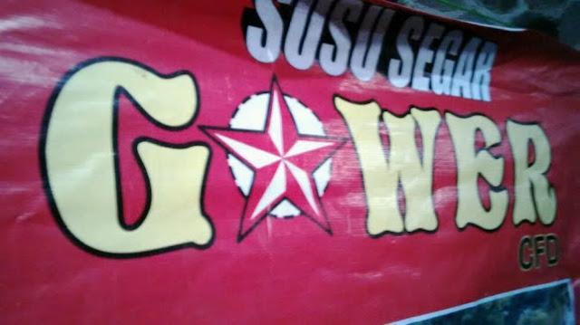 Susu Segar Gower solo