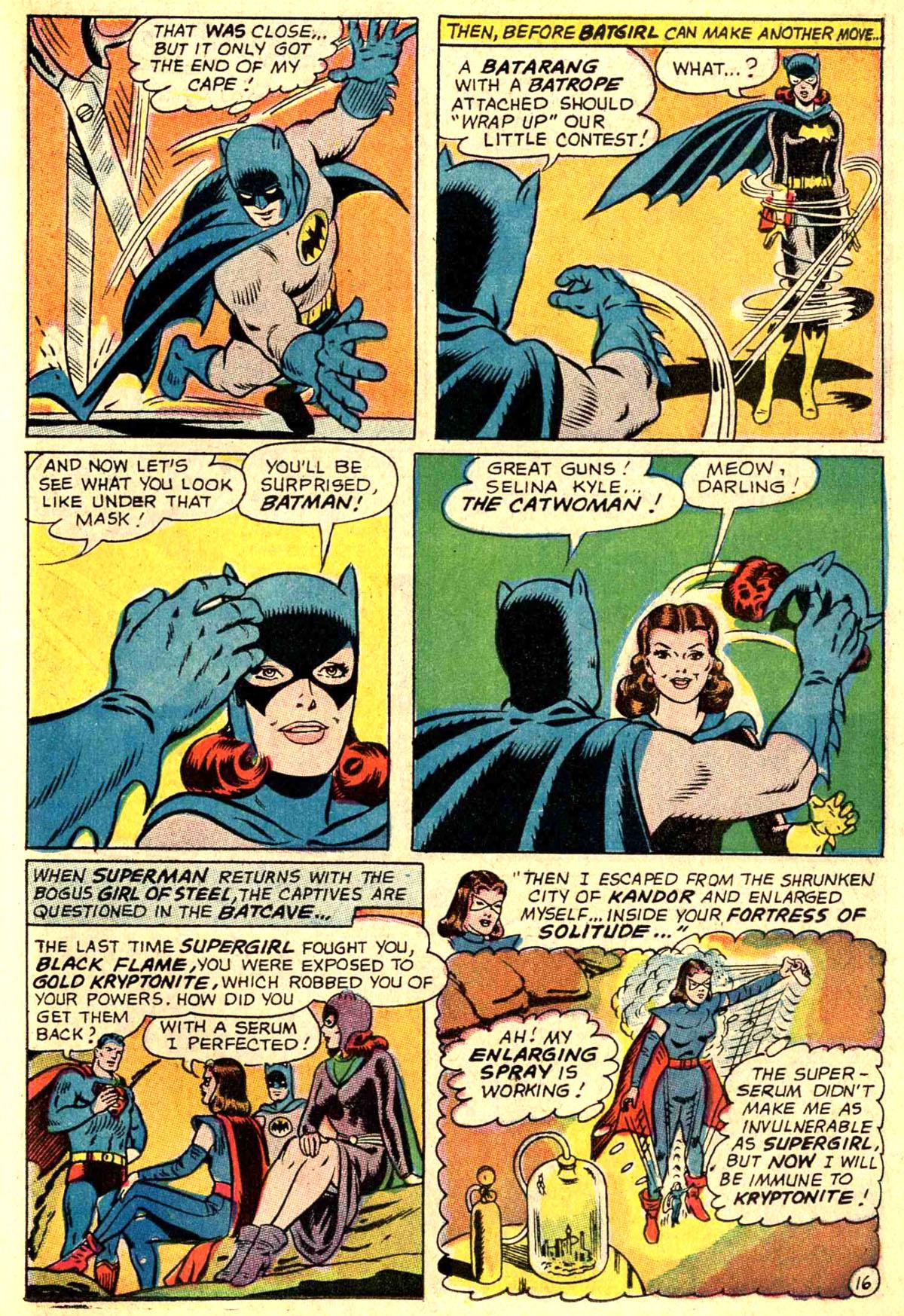 Read online World's Finest Comics comic -  Issue #169 - 23