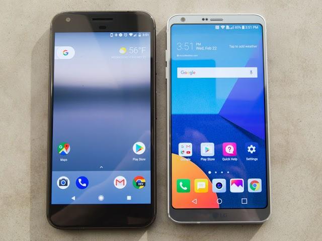 جديد صور : هاتف ال جي LG G6 2017