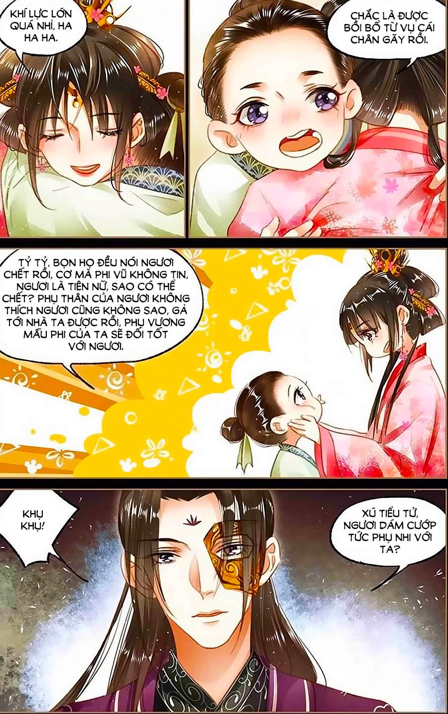Thần Y Đích Nữ chap 89 - Trang 5