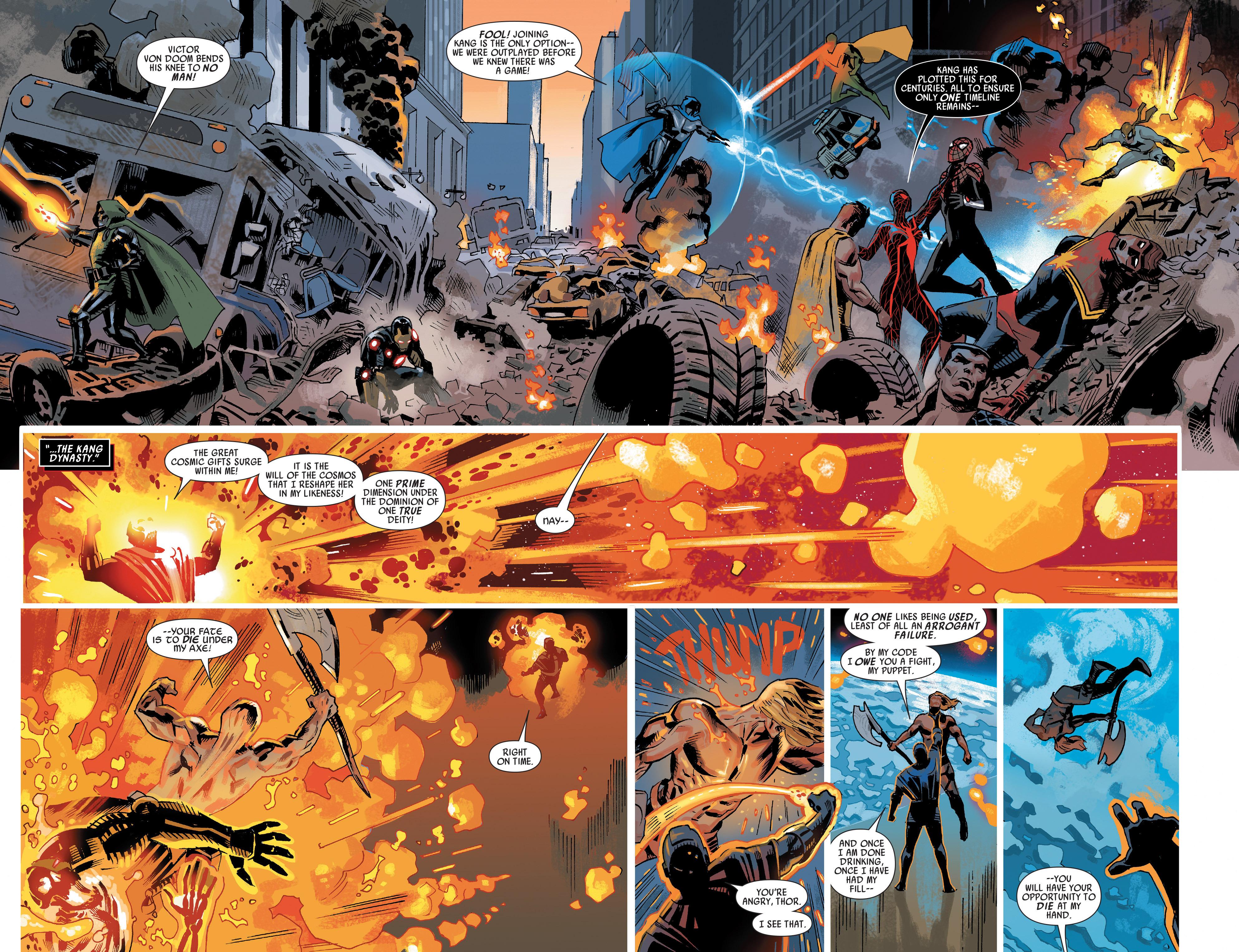 Read online Uncanny Avengers (2012) comic -  Issue #22 - 4