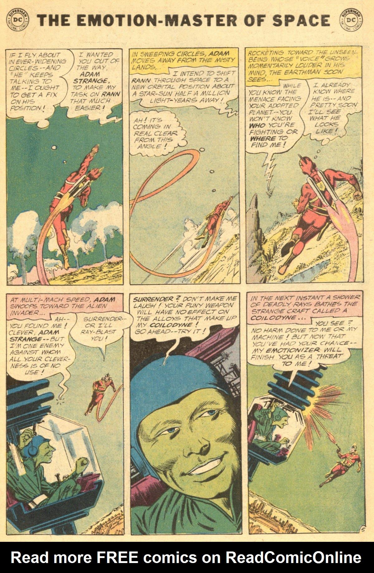 Strange Adventures (1950) issue 243 - Page 7