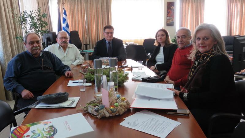Ενημερωτικές συναντήσεις των βουλευτών Έβρου του ΣΥΡΙΖΑ