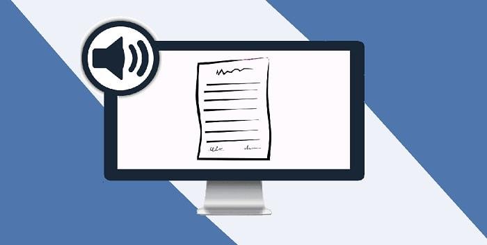 Cara Merubah Suara Menjadi Teks di Komputer Dengan Mudah