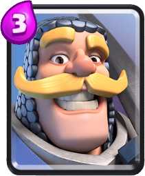 Carta Cavaleiro de Clash Royale - Cards Wiki