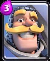 Carta Cavaleiro de Clash Royale - Cards Wiki