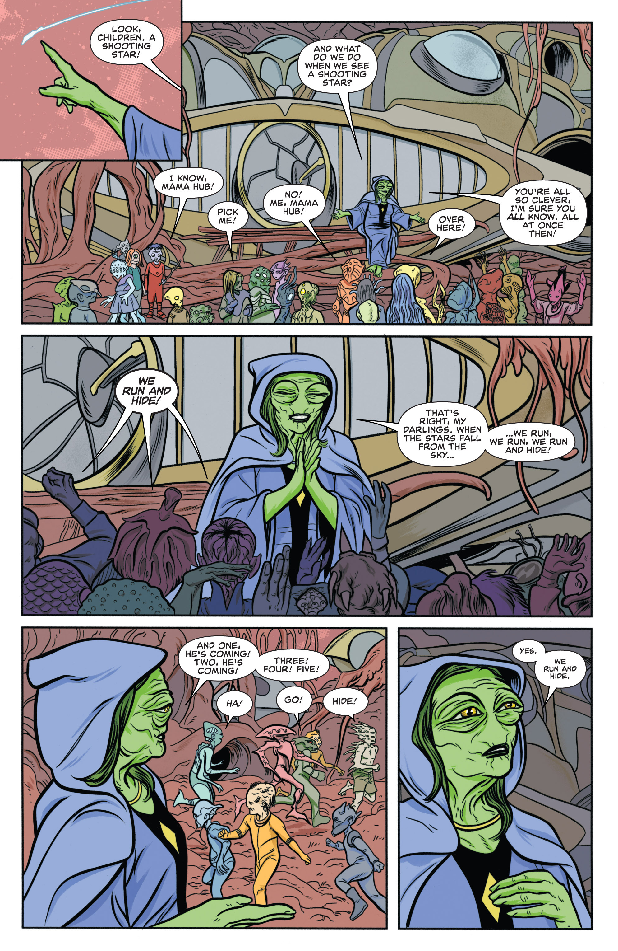 Read online Silver Surfer (2014) comic -  Issue #8 - 8