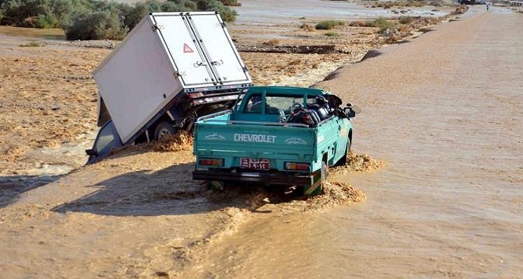 حصيلة ضحايا السيول والأمطار الغزيرة التي شهدتها عدة محافظات مصرية
