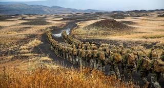 Εξοργισμένοι οι Νορβηγοί με τους τόνους περιττωμάτων που άφησαν πίσω τους οι στρατιώτες του ΝΑΤΟ