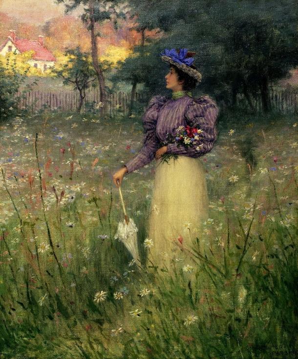 Charles Heberer Cбор полевых цветов