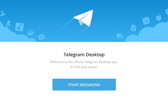 Cara Mudah Buka Aplikasi Telegram di PC /Laptop
