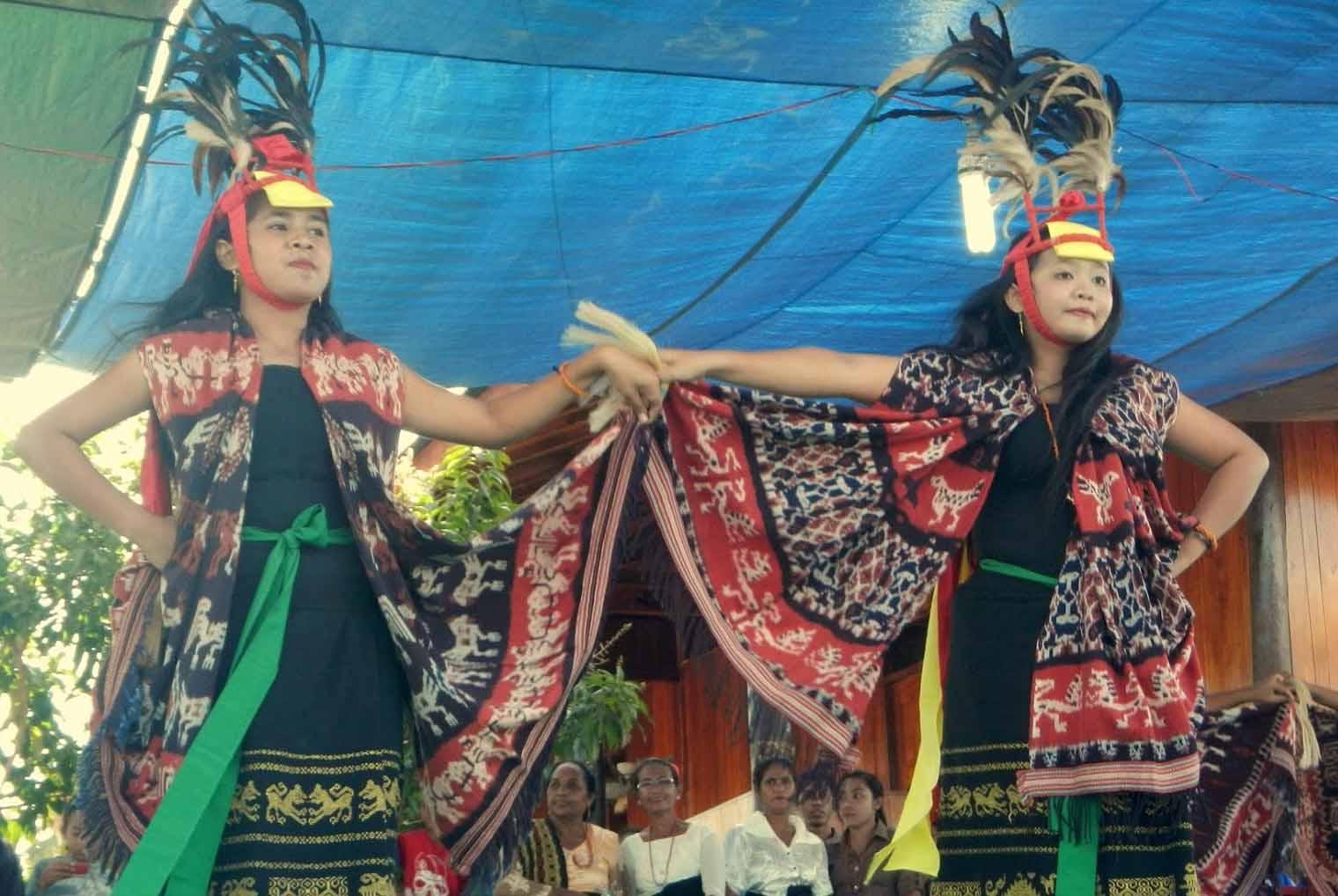 Tari Kabokang, Tarian Tradisional Dari Sumba Timur Provinsi NTT