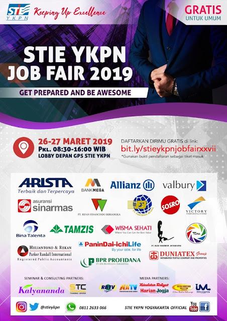 Job Fair Yogyakarta 2019