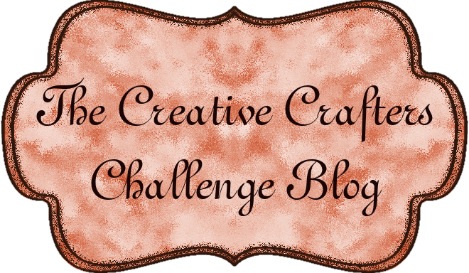 The Creative Crafters Challenge Bolog