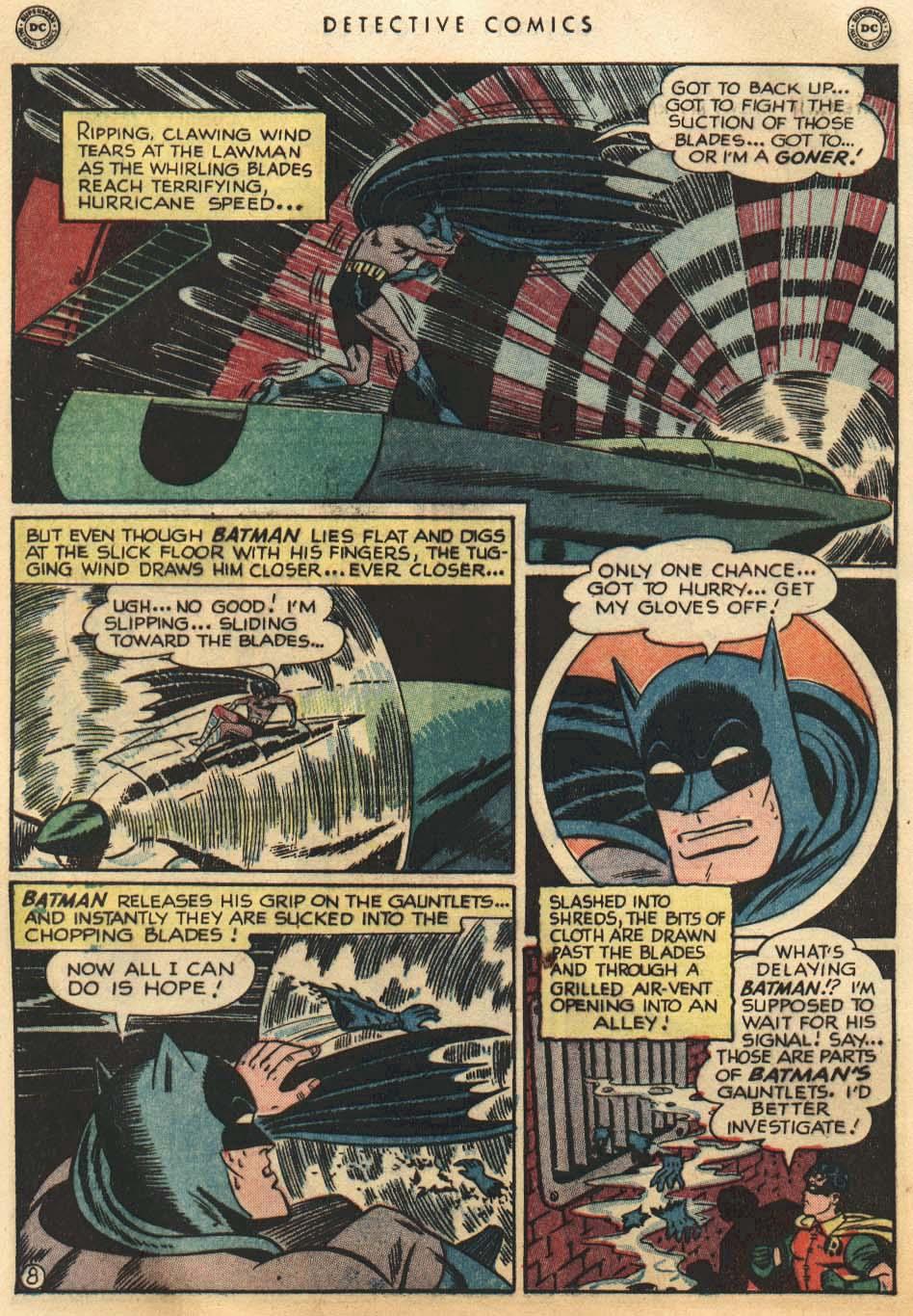 Detective Comics (1937) 155 Page 9