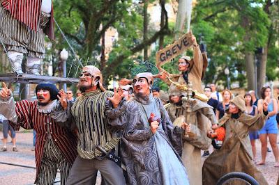 Palco Giratório comemora 20 anos com espetáculos em Arcoverde