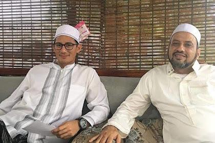 Sandi Siap Laksanakan Tiga Amanat Habib Taufiq Assegaf Pasuruan, Warga NU Kompak Pilih 02