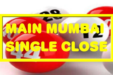 MAIN MUMBAI CLOSE - Matka Guru