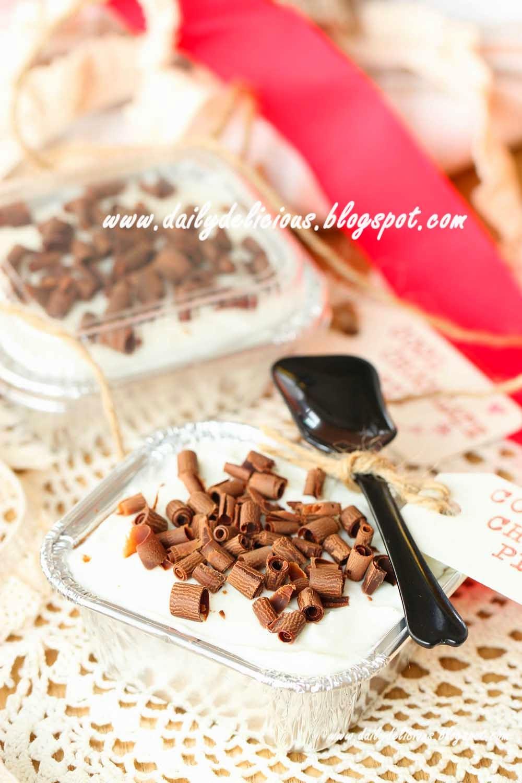 Chocolate Caramel Mousse Cake Recipe