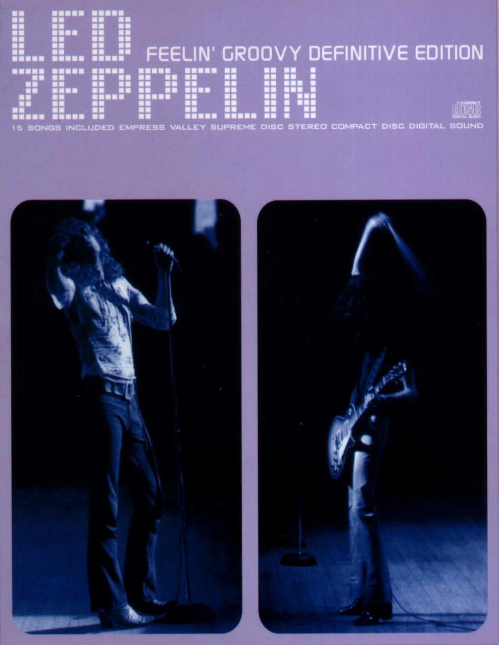 Led Zeppelin - 1971-11-16 - Ipswich (EVSD - Complete Show