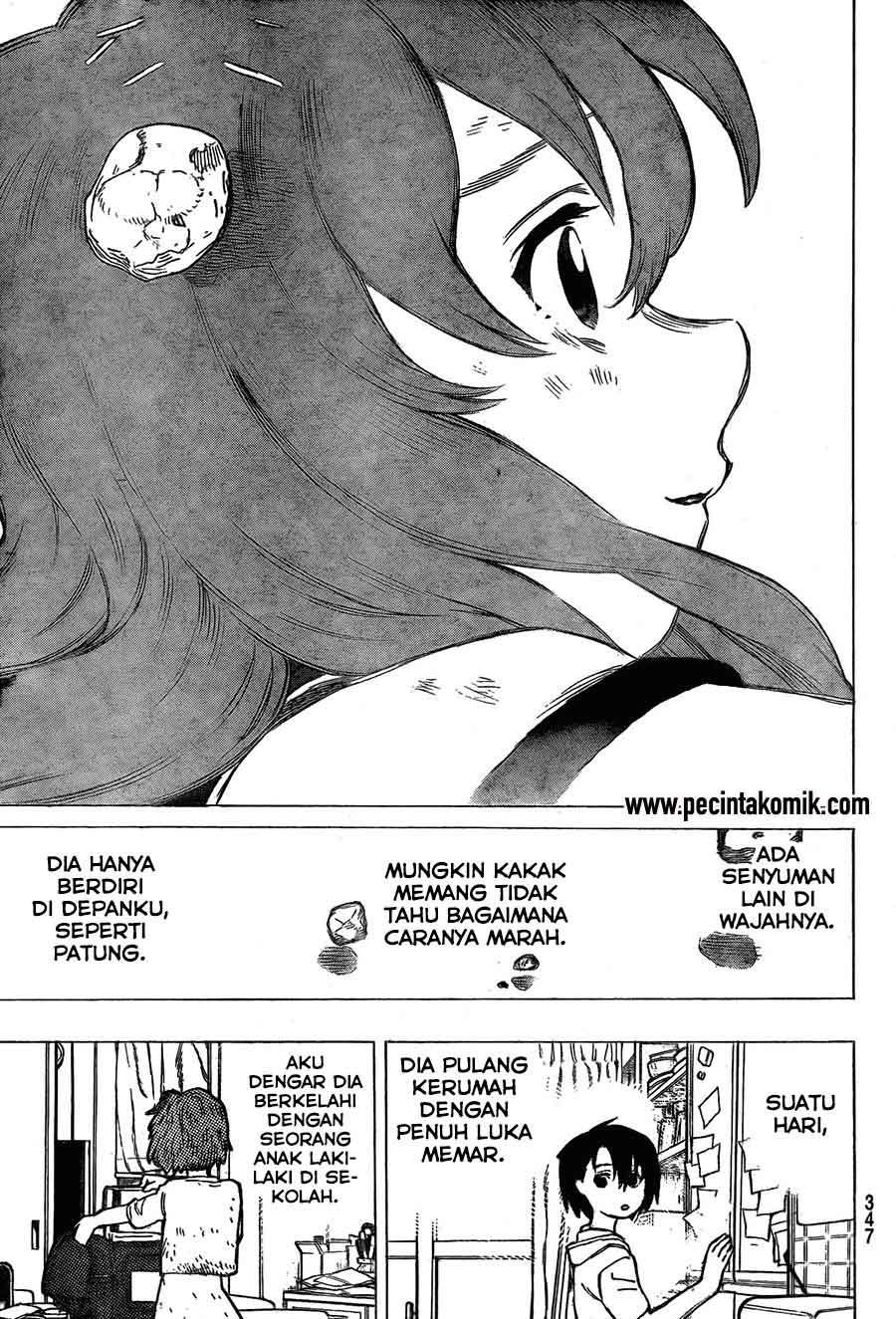 Koe no Katachi Chapter 11-16