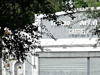 Teatro Gabriela Mitral, Cidade de Mendoza